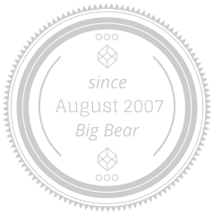 August	2007 Big Bear since